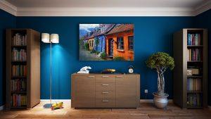 Peinture mur